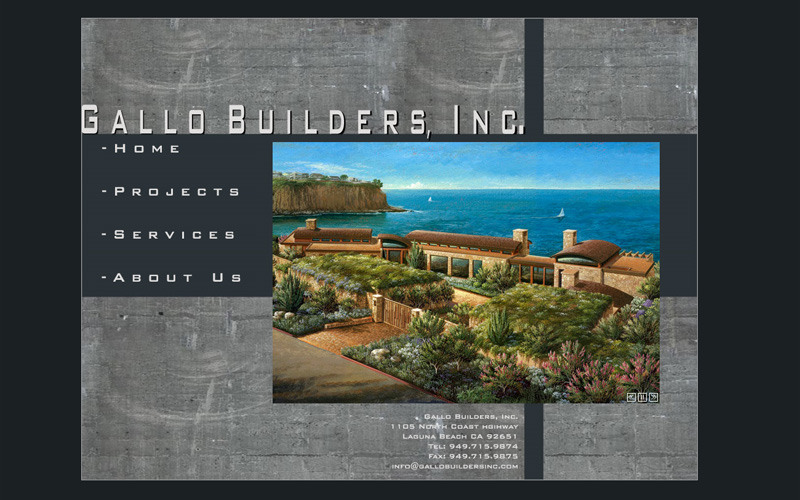 Gallo Builders - Home