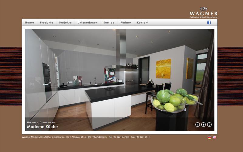 wagner m bel relaunch 2010 mindelheim vollbild. Black Bedroom Furniture Sets. Home Design Ideas