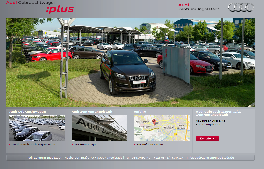 Audi Gebrauchtwagen Plus Zentrum Karl Brod Gmbh Netcu